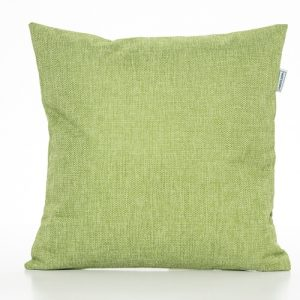 grön kudde produktfoto