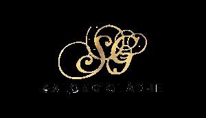 Salong glädje logotype