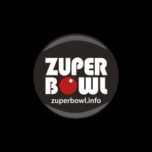zuper bowl logotype